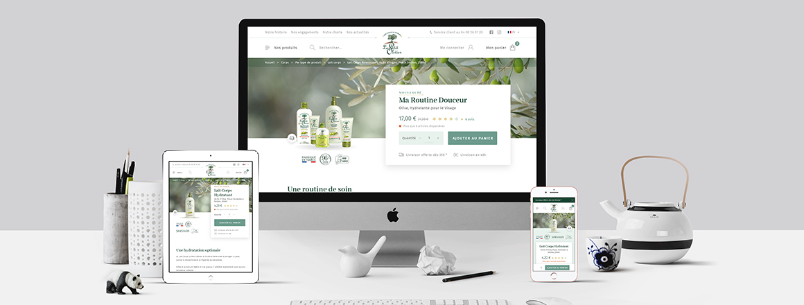 Multi Devices Progressive Web Application